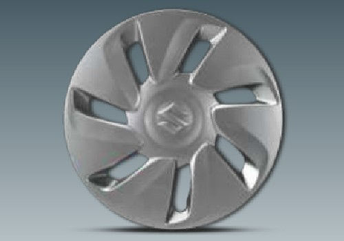 Wheel Cover Anthracite Silver