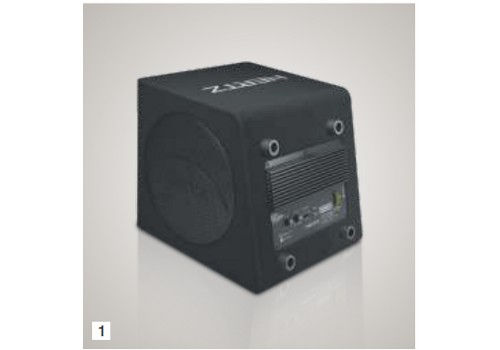 Active Sub Woofer (DBA 200)