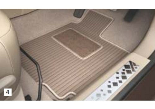Carpet Mat - Beige
