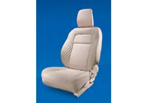 Beige Sapphire Siding Finish Seat Cover
