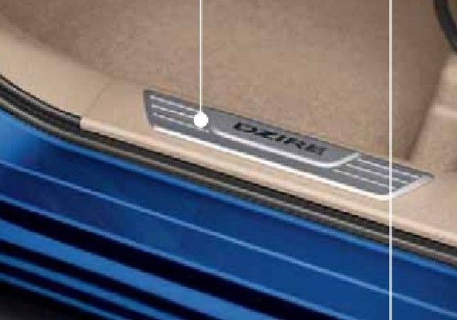 Door Sill Guard - Steel Finisher