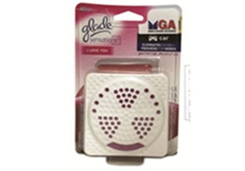 Glade Sensations Car Freshner