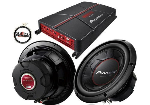Woofer Amplifier