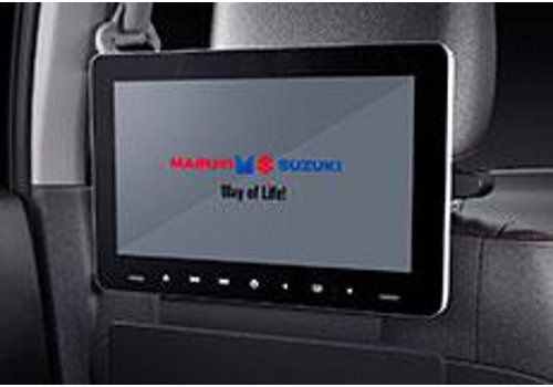 Rear Seat Entertainment - Dvd Player