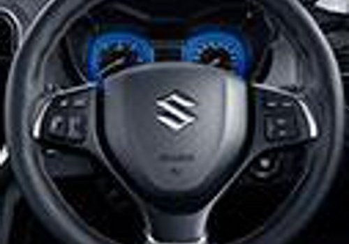Steering Wheel Cover (Leather I)