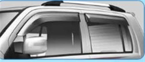 WagonR Door Visor
