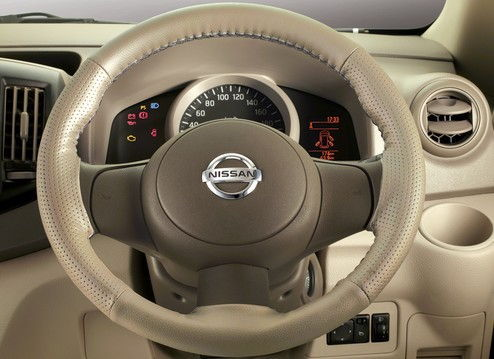 Evalia Steering Cover Cream