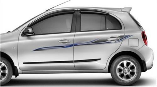 Micra Active Body Graphics