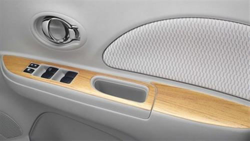 Interior Finisher - Power Window