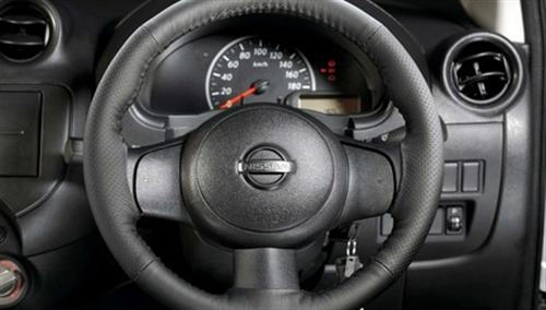 Steering Covers Cover Black