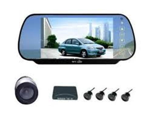 Rear Park Assist - Rear Camera with Parking Sensor