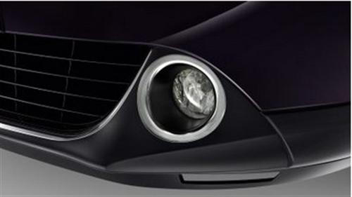 Chrome Fog Lamp