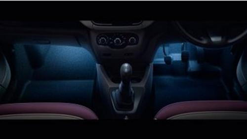 Footwell Lamps Blue