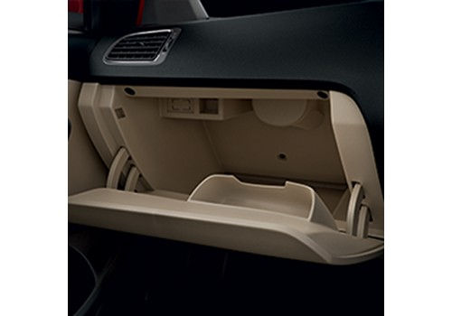 Cooled Glove Box Compartment