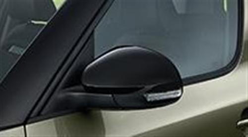 Decorative covers of side mirrors - ALU look