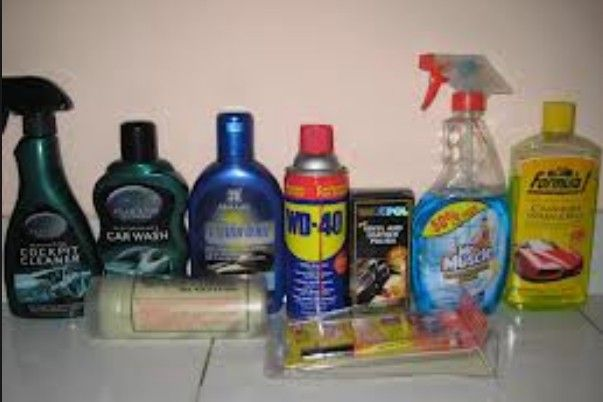 Car Care Products 1