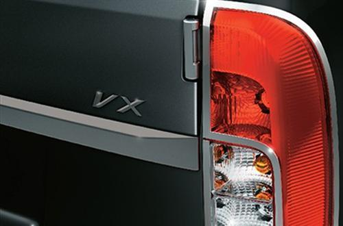 Chrome Garnish Tail Lamp