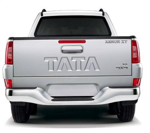 Rear Bumper With Step