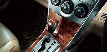 Wooden Shift Knob