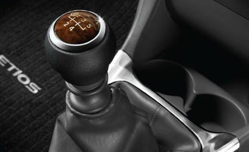 Gear Shift Knob Petrol Diesel Wooden Finish
