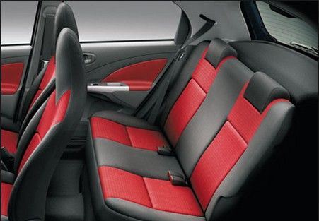 Art Leather Seat Cover Dark Grey