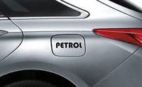 Fuel Lid Graphic- Petrol Dark