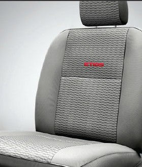 Seat Cover Fabric Stnd 1