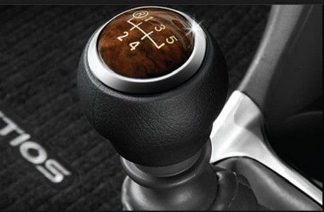 Gear Shift Knob Diesel Wooden