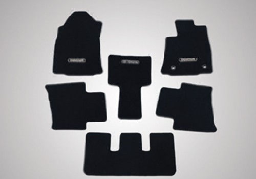 Floor Mats Fabric Premium AT