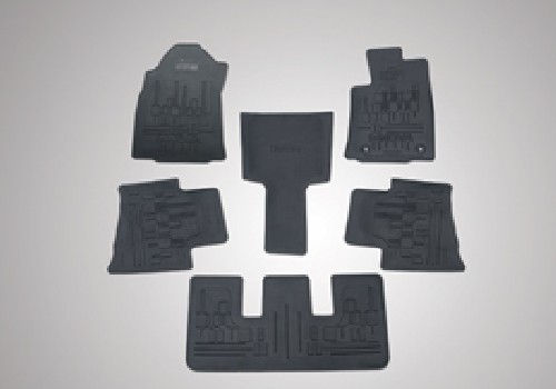 Floor Mats Rubber MT