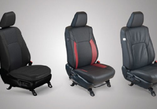 Innova Crysta Seat Cover Leather 7S G Grade and Below