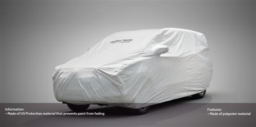 Car Cover Silver - Premium Protection
