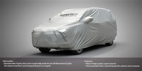 Car Cover Tyvek - Premium Protection