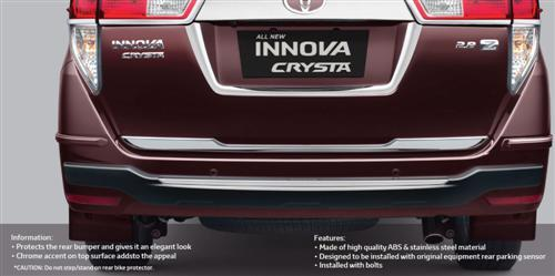 Rear Bumper Protector - Tough Protector