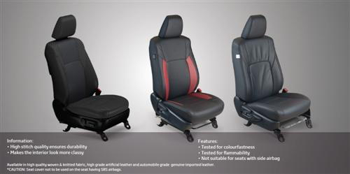 Seat Cover - Luxury for Everyone