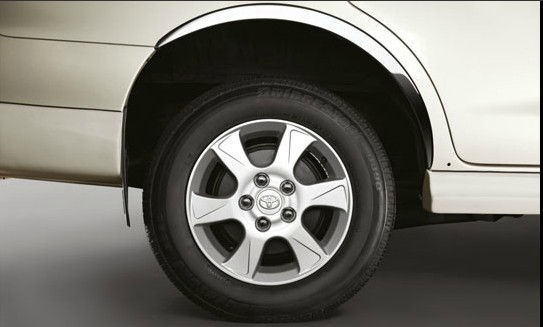 Alloy Wheels Rugged