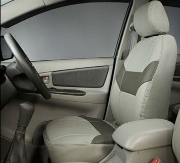 Artificial Leather Seat Cover 7S