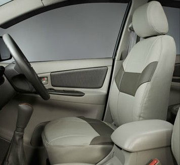 Artificial Leather Seat Cover 8S