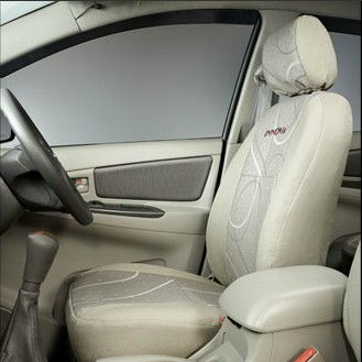 Full Seat Covers Fabric 8S