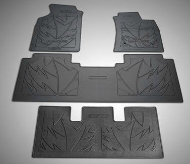 Rubber Floor Mats 8S