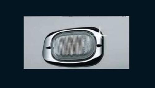 Side Turn Lamp Chrome Cover