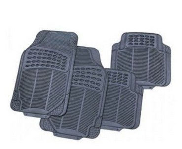 Floor Mat Fabric Std Grey