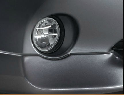 Fog Lamp With Fitting Kit
