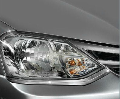 Headlamp Chrome Garnish