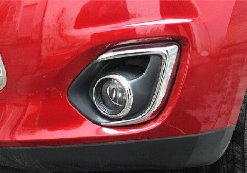 Front Fog Light Fitment
