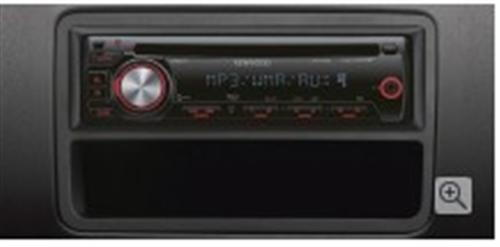 Kenwood Music System AUX-USB-BT with FR Spk