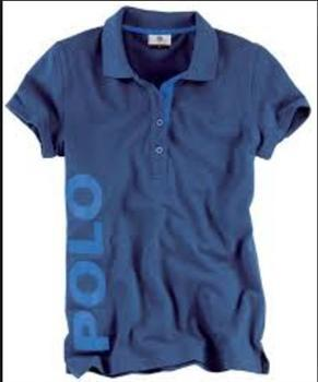 Organic T Shirt Blue XL