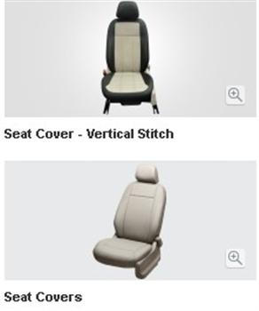 Seat Cover Sports H - Non Split Type