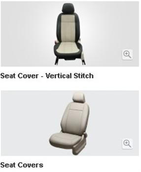 Seat Cover Sports H - Split Type