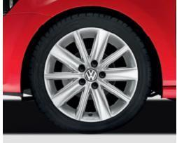 Polo Zirkionia Alloy Wheel